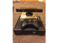 Xbox 360 Slim 250GB (with a difference)Kinect Bar,Controller and various Games (PM ONLY) no offers