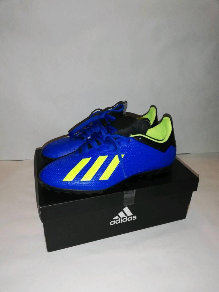 sports shoes 9c066 b6d2b Adidas X Tango 18.4 TF Kids Football Boys Trainer Size 6 | in Banbridge,  County Down | Gumtree