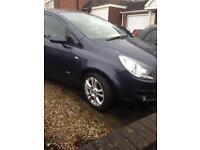 Vauxhall Corsa 1.2 sxi. Petrol. 09 reg