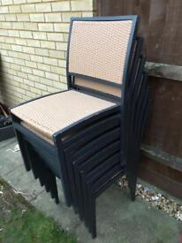 Garden 6 Chairs
