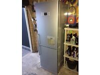 LG Fridge Freezer GCF399BUQA Frost free A* energy rating. RRP £429