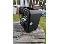 Aerocool MAtx Case with AMD motherboard and CPU