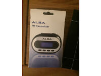 ALBA FM transmitter BRAND NEW IN BOX