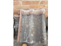 500-600 concrete roof tiles