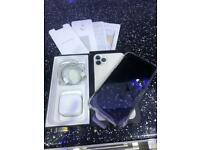IPHONE 11 PRO MAX EE NEARLY BRAND NEW!!
