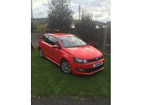 2012 VW polo BLUEMOTION TDI 1.2 diesel