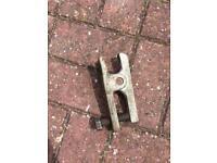 Bearing puller/splitter