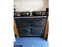 13 amp refurbished aga cooker all new parts