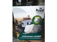 Royale Caravan cover, Brand New!