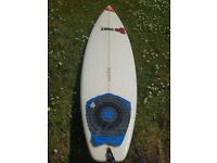 Surfboard 6'2 al merrick channel island