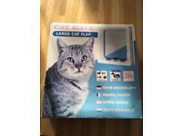 Cat Flap - never been used