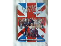 LITTLE BRITAIN THE GAME INTERACIVE DVD