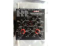 Jomox t-resonator 2 filter / delay / reverb