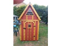 Wendy house / childrens play house /shed