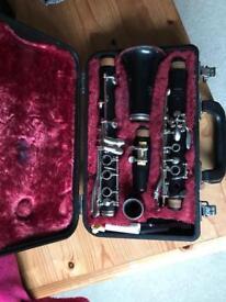 Yamaha clarinet (used)