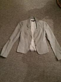 French Connection Ladies Jacket Size 12 £10