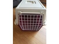 CAT, SMALL DOG CARRIER/CAGE