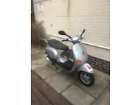 2004 Vespa 50cc Moped only £550 ride away