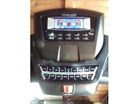 Roger Black Fitness Treadmill 18mths old Excellent condition . Pick up only DN5
