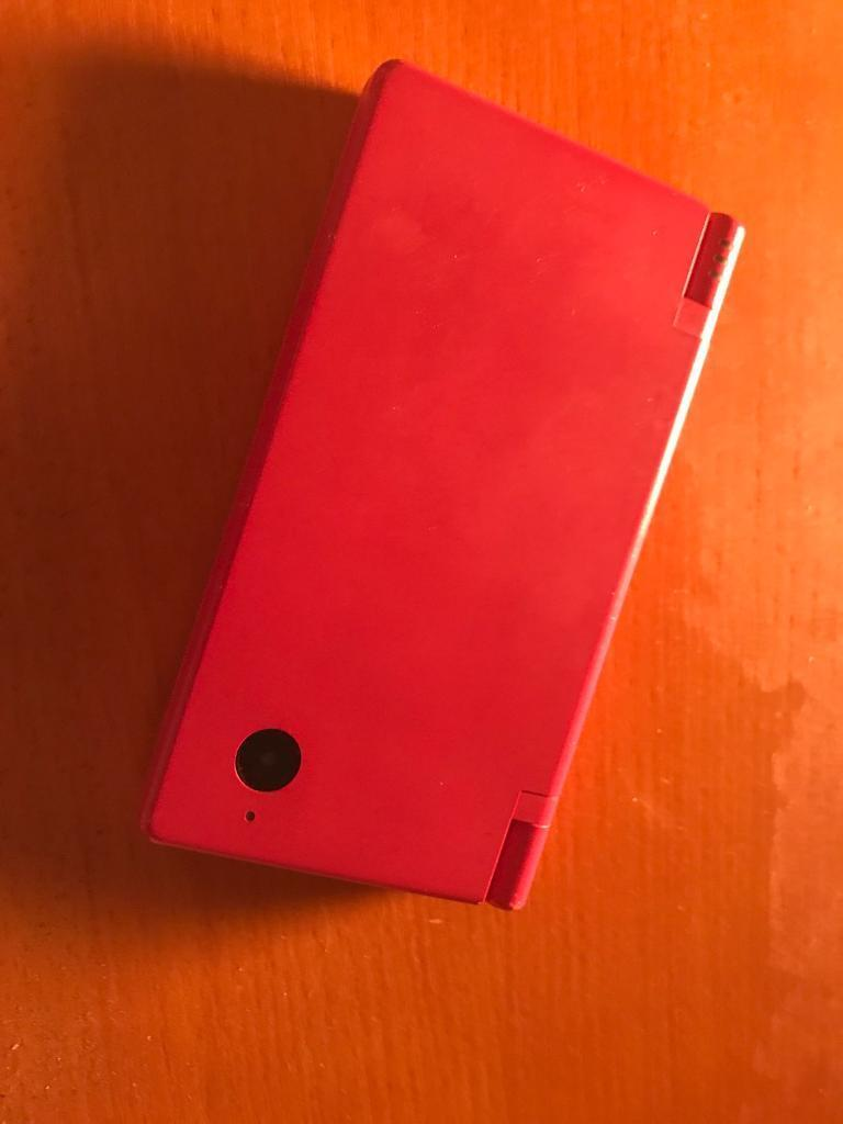 Nintendo DSI red perfectly working