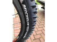 Michelin rock'r 26 inch mountain bike tyre