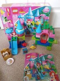 LEGO DUPLO: Disney Princess - Little Mermaid