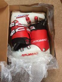 Atomic RT Ti 150 ski boots Size 9 (28.0) slalom downhill alpine