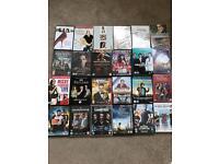 Bundle of 24 DVDs (16 in 2nd photo still sealed)