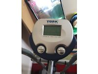 cross trainer, barely been used, amazing quality