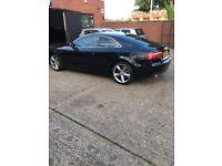 Audi A5 2.7 tdi sports 3 door black