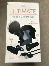 The Ultimate Mobile Drivers' Kit