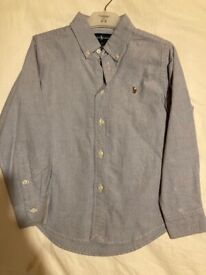 Child's Ralph Lauren Long Sleeved Shirt
