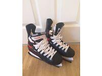SBK DK6 Ice skates - Size 38 (Age 12/13 Yrs) - Worn only twice