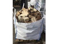 Kiln dried local Hardwood logs
