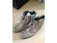 Shellys Leather boots Size 8 (42)