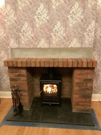 Wood Burning Stove Installation and Chimney Sweep