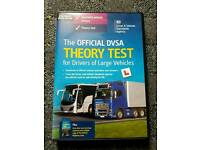 Official DVSA Theory Test for Drivers of Large Vehicles CD