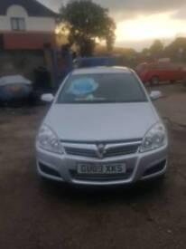Vauxhall astra breeze 1.7 cdti 2009