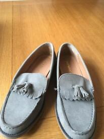 Topman suede Loafers 8