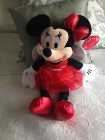 Original Disney Minnie Mouse Doll