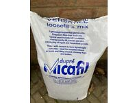 Micafill vermiculite insulation *many available*