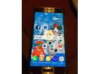 S6 edge immaculate condition on O2
