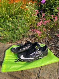 Nike UK size 7 sprint spikes