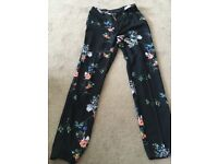 Mango ladies trousers size 6 brand new with tags