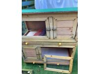 Small rabbit/ guinea hutch