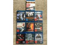 10 Blu-ray Discs (bundle)