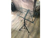 Stagg Music Sheet Stand