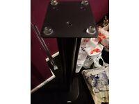 Atacama Nexus 10i 100cm Speaker stands black