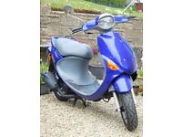 PGO 50cc Moped/Scooter.