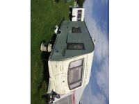 Immaculate touring caravan